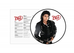 Jackson Michael: Bad ( LP)